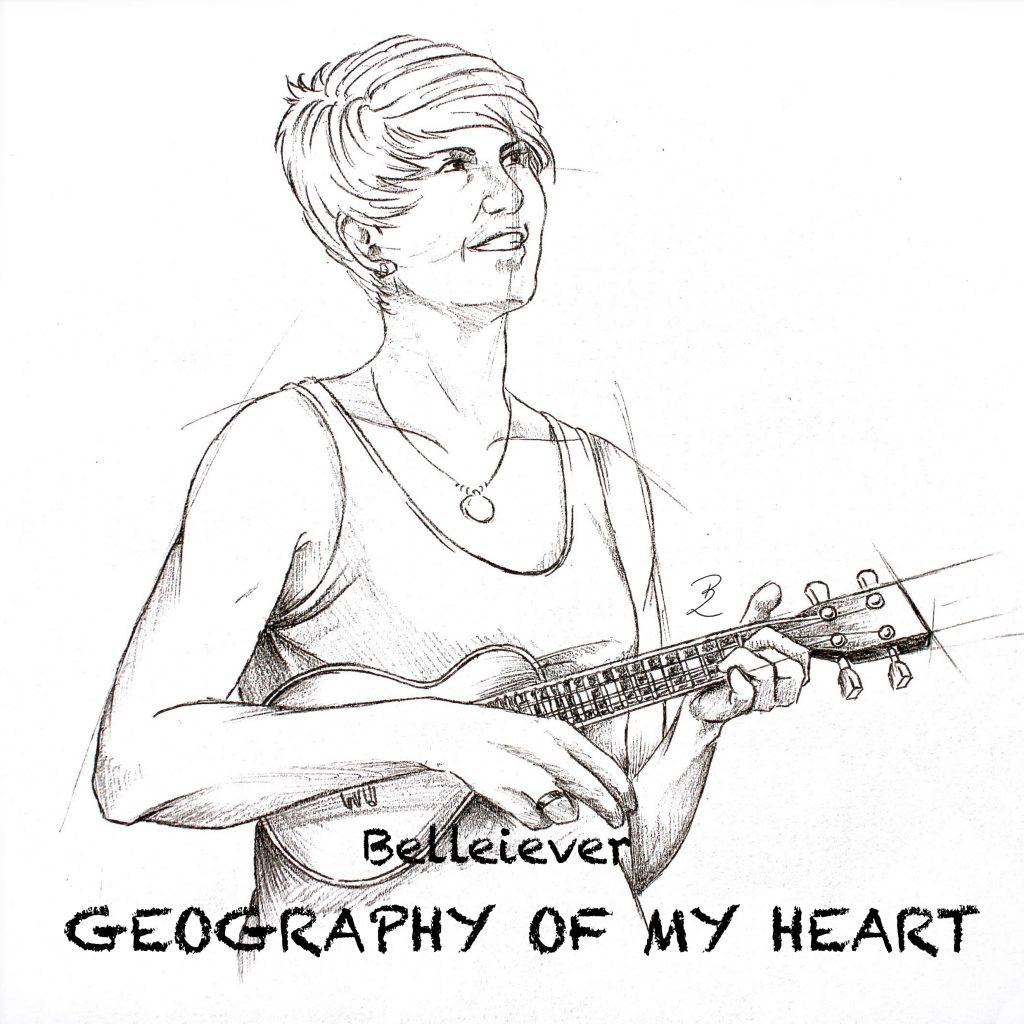 geography of my heart front cover